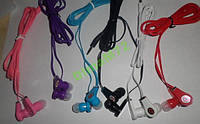 Наушники для телефона, плеера, MP3 ваккумные