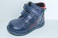 """Детские ортопедические ботинки на мальчика тм """"Tom.M"""", р. 22,23,24,26"""