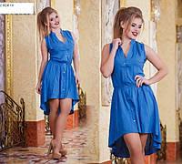 Женское платье асимметрия с 414 гл