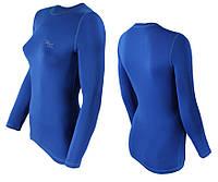 Спортивная женская кофта с длинным рукавом Radical Efficient, голубая