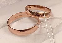 Кольцо обручальное,золотое 585*,арт.3041 d