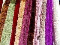 Плед-одеяло с длинным ворсом бамбук