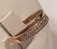 Кольцо золотое 585*,арт.3100 d