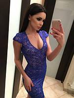 Платье женское коктейльное Моцарт Ян $
