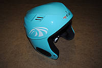 Женский шлем на мото-вело s-xs