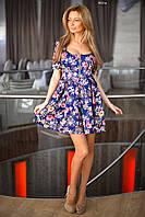 Платье на молние 8013 ш