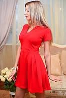 Платье женское клеш д 288 гл