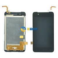 Дисплей LCD + сенсор HTC DESIRE 210 DUAL SIM BLACK