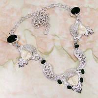 Ожерелье в индийском стиле