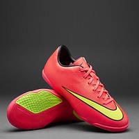 Детская футбольная обувь (футзалки) Nike  Mercurial Victory V IC Jnr