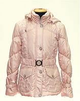 Куртка демисезонная для девочки на тонком холлофайбере