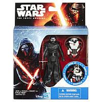 Набор Кайло Рэн с броней, Звездные войны 7- Kylo Ren, The Force Awakens, Star Wars, Hasbro