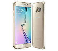 Смартфон Samsung G925F Galaxy S6 Edge 64GB Gold Platinum, фото 1