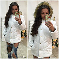 Куртка женская зима 1020 ол