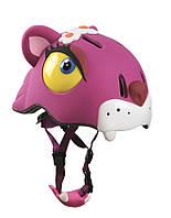 Защитный шлем CRAZY SAFETY Cheshire Cat (прорезиненный)