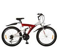 """Велосипед 20"""" PROFI - CYCLOPS, M2015А  на стальной раме Профи циклоп"""