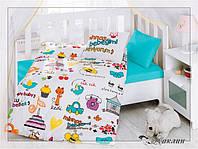 Детское постельное белье COTTON BOX (Турция)