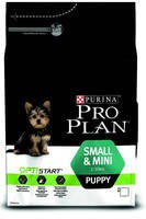 Purina Pro Plan Puppy Small and Mini Breed Chicken 3 кг.