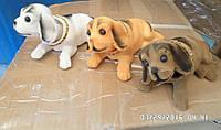 Собака игрушка декоративная на торпеду