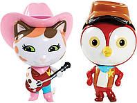 Игровой набор с функциональной фигуркой Sheriff Callie Келли-музыкант и Клювик 66053