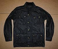 Cedarwood state мужская куртка код кожу(кожанка)