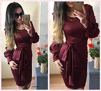 Платье классическое Скай ян