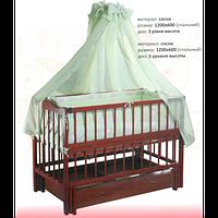 Кроватка Кузя Ангелина 2