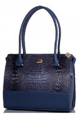 Эффектная женская сумка из искусственной кожи ETERNO (ЭТЕРНО) ETMS35321-6 синий