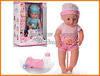Пупс Baby Born с аксессуарами и одеждой (6 функций) YL1710A-S