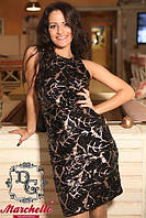 Платье вечернее 58039 гл Турция $