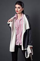 Стильная женская меховая куртка