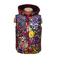 Детская жилетка производство Украина одежда без ростовок