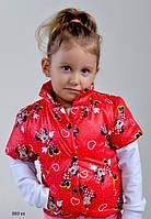 Жилетка детская на девочку 889 ев