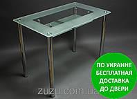 """Стол кухонный стеклянный """"СК-3"""". Разные раскраски"""