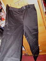 Отличные брюки штаны черные хлопок 16-18 50 L