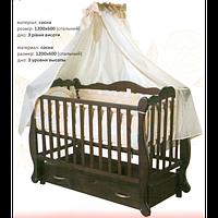 Кроватка Кузя Юлия