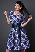 Необычное платье красивого фасона