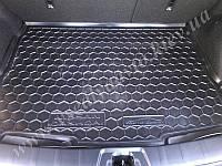 Коврик в багажник NISSAN Qashqai с 2014 г. (AVTO-GUMM) резина+пластик