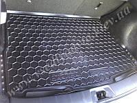 Коврик в багажник NISSAN Qashqai с 2014 г. (Автогум AVTO-GUMM) полиуретан