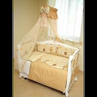Постельный комплект TWINS Comfort Африка 8ед