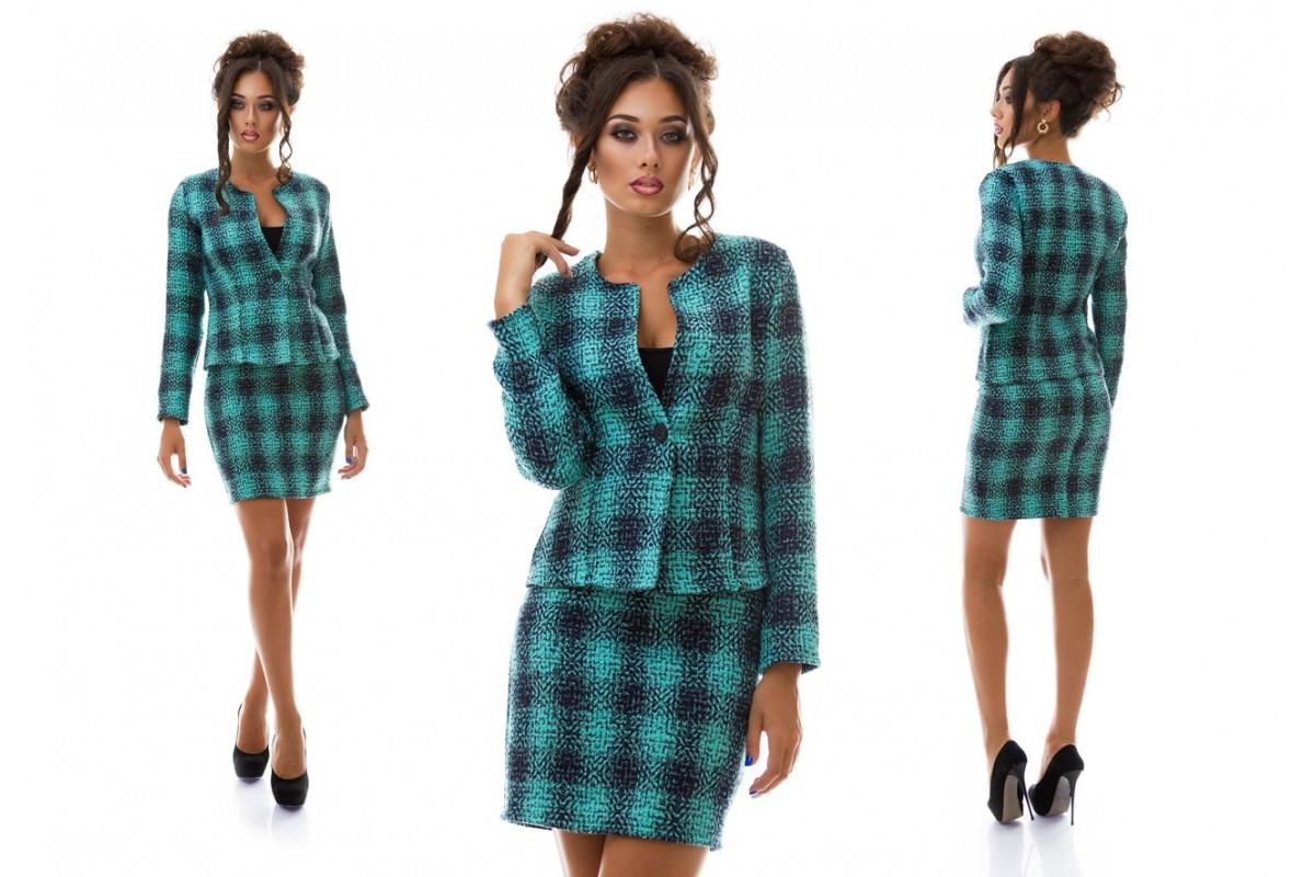 Женский деловой костюм цена