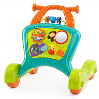 Панель с игрушками на колесах Kids II Первые шаги 52004