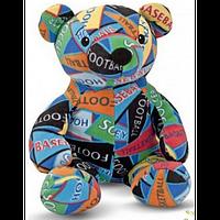 Медведь-спортсмен Zach Beeposh Melissa Doug MD7275