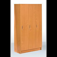 Шкаф Гойдалка для одежды 3 секции 503