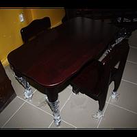 Набор Трия Рута стол и два стула
