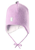 Детская зимняя шапка для девочки Reima 518359-5000. Размер 46-52.