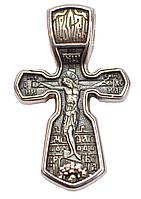 Серебряный крест 925 пробы UV-7004 №103