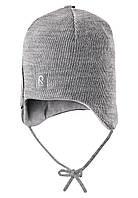 Детская зимняя шапка для девочки Reima 518360-9400. Размер 46-52.