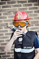 Набор пожарника - костюм и аксессуары, Maxx Action