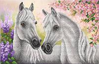 Схема для вышивки бисером Романтическое свидание